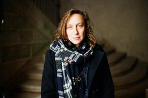 Ohjaaja Céline Sciamma. Kuva: Cinemanse.