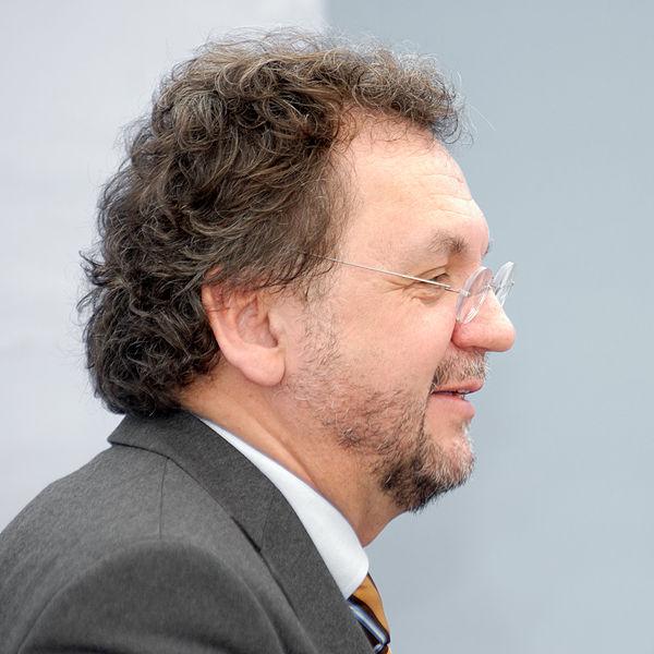 Heribert Prantl on Süddeutsche Zeitungin vaikutusvaltainen toimittaja. Kuva: Wikipedia.