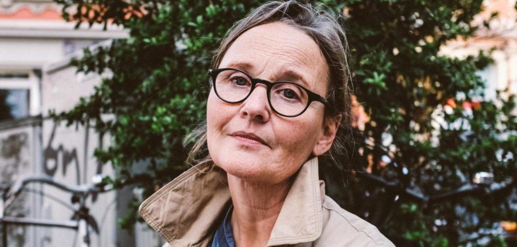 Lisa Kötter on yksi Maria 2.0 -ryhmän perustajista. Kuva: Welt.de