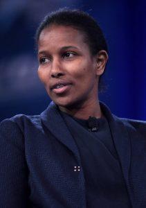 Ayaan Hirsi Ali. Kuva: Wikipedia.