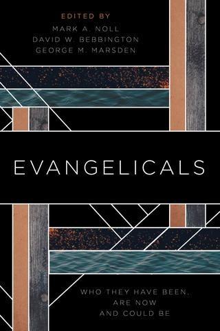 Evangelicals-teoksen kansikuva,
