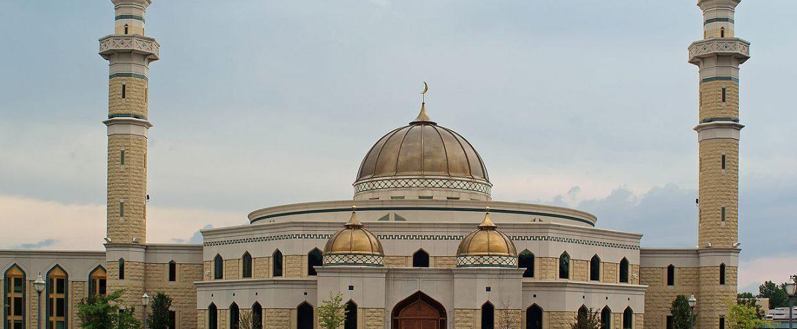 Islamic Center of America Dearbornissa Michiganissa. Kuva: Wikipedia.