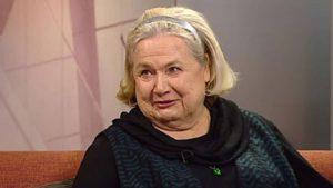 Anja Pohjola. Kuva: YLE.