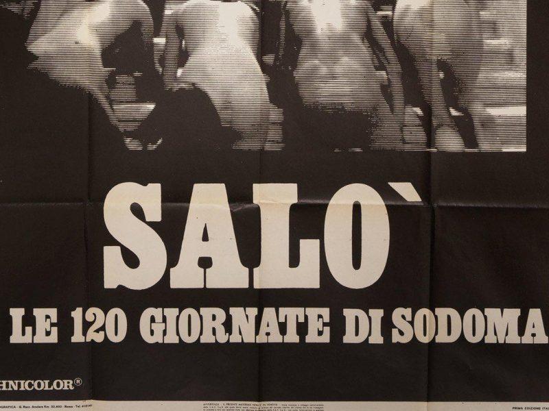 Salo – Sodoman 120 päivää.