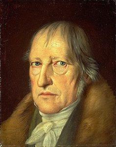 Hegelin muotokuva vuodelta 1831. Kuva: Wikipedia.