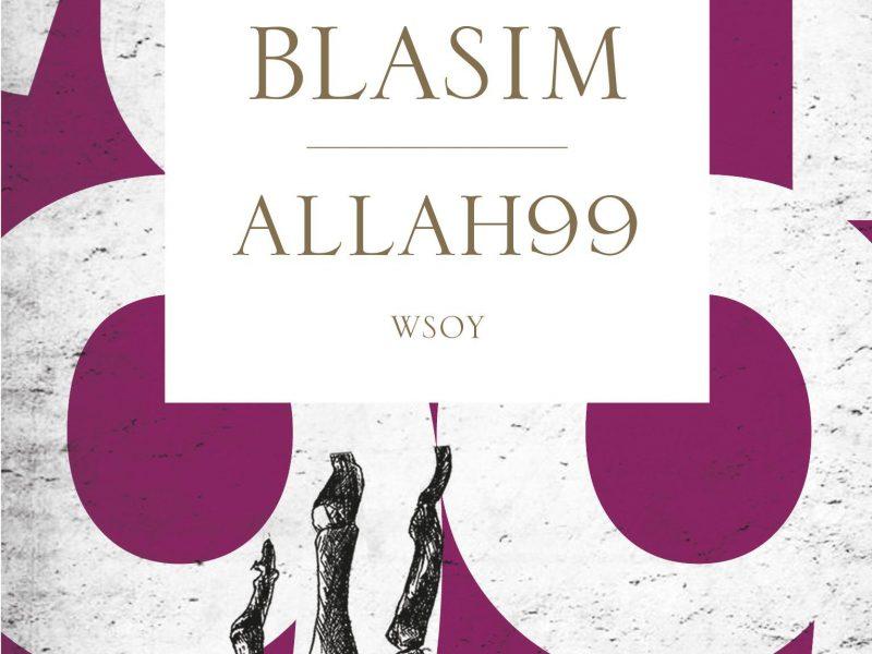 Hassan Blasim: Allah99, kansikuva.