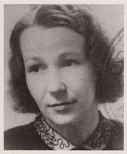 Mirjam Tuominen. Kuva: Wikipedia.
