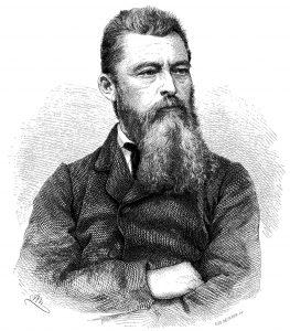 Ludwig Andreas Feuerbach. Kuva: Wikipedia.