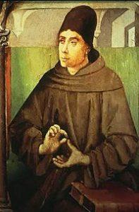 Johannes Duns Scotus. Kuva: Wikipedia.