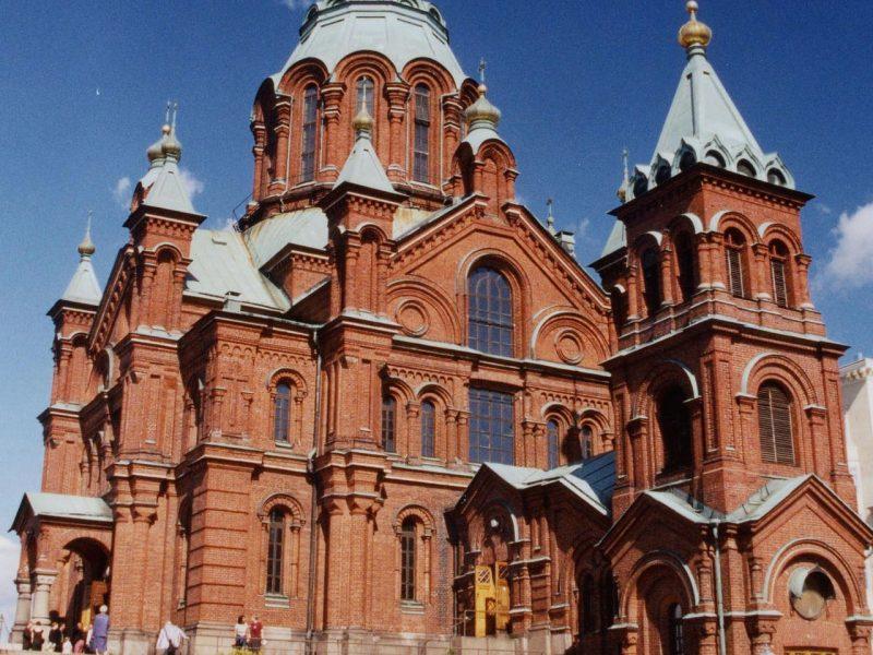 Uspenskin katedraali. Kuva: Wikipedia.