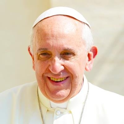 Paavi Franciscus.