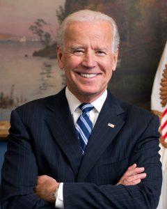 Joe Biden on vasta toinen katolinen presidentti Yhdysvalloissa. Kuva: Wikipedia.