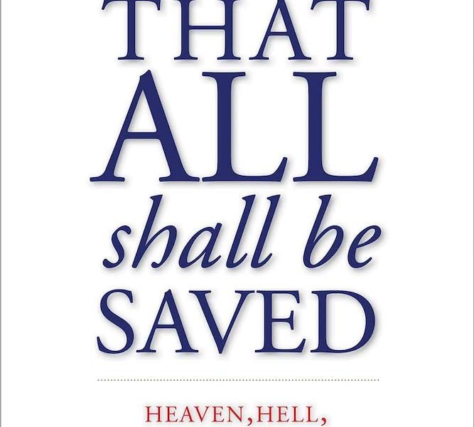 David Bentley Hart: That all shall be saved. Kansikuva.