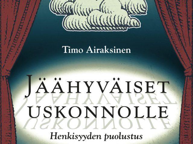 Timo Airaksinen, Jäähyväiset uskonnolle.