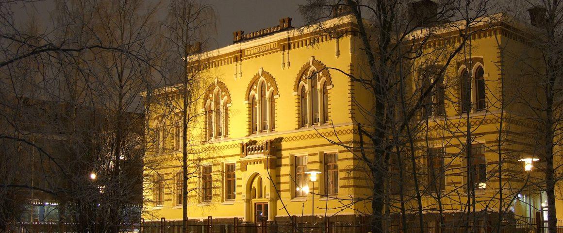 Myllytulli_koulu_2006_02_12. Kuva: Wikipedia.