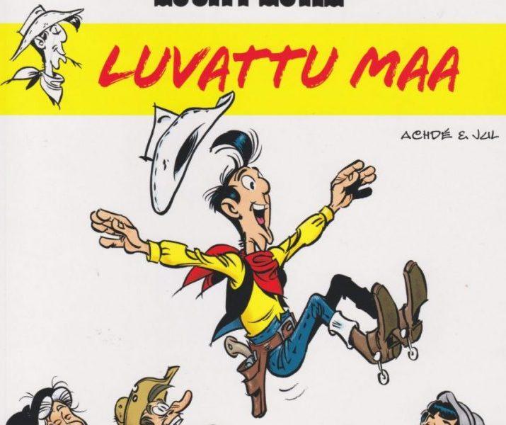 Lucky Luke, Luvattu maa.