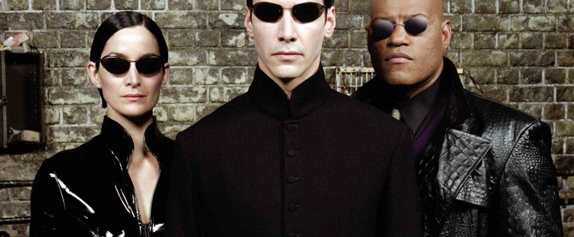 Trinity, Neo ja Morpheus.