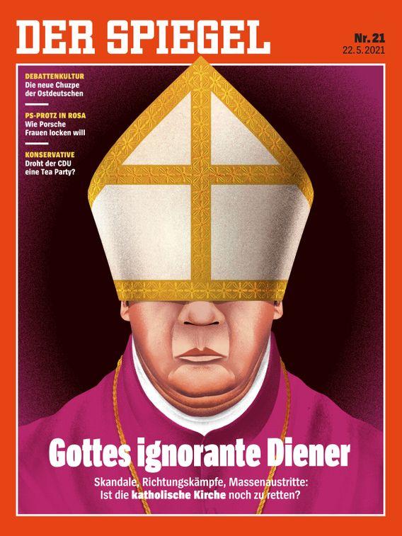 Der Spiegel 21/2021.