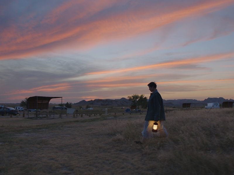Frances McDormand in the film NOMADLAND. Photo Courtesy of Searchlight Pictures. © 2020 20th Century Studios All Rights
