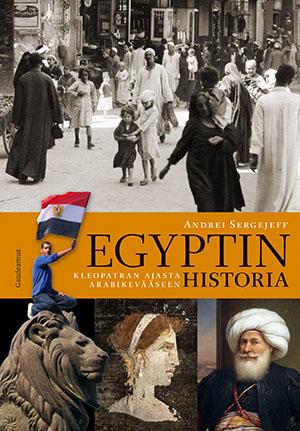 Andrei Sergejeff, Egyptin historia.